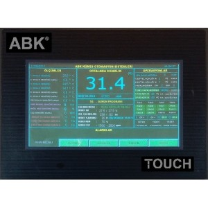 ABK2700 Poultry Climate Controller