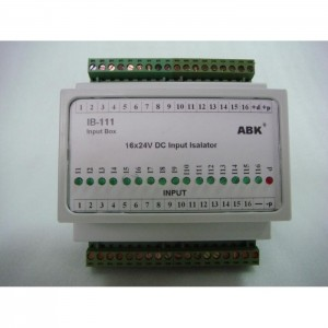IB-111 Input Box with 16